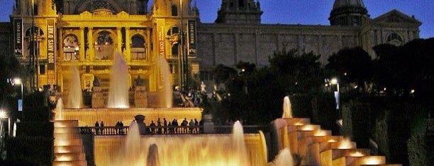 Fuente Mágica de Montjuïc is one of The 15 Best Places for Dancing in Barcelona.