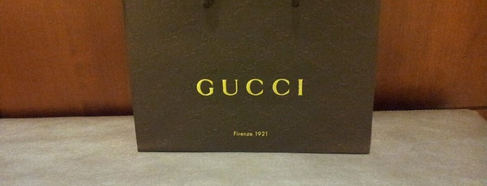 Gucci is one of CWPR Clients.