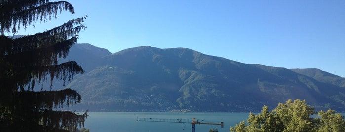 Monte Verità is one of Jezera.