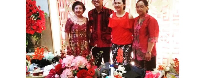 "Pringgading Restaurant is one of Best ""Chinese Food"" in Semarang."