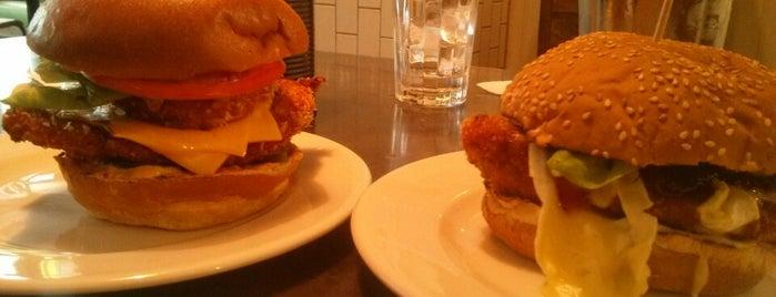 Gourmet Burger Kitchen is one of Burgerssssss.