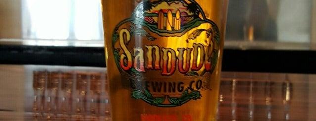 Sandude Brewing Co. is one of California Breweries 2.
