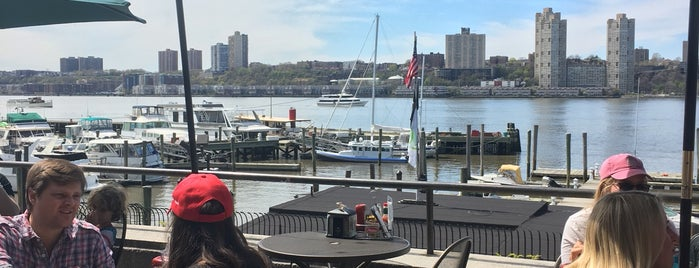 Boat Basin Cafe is one of USA NYC Must Do.