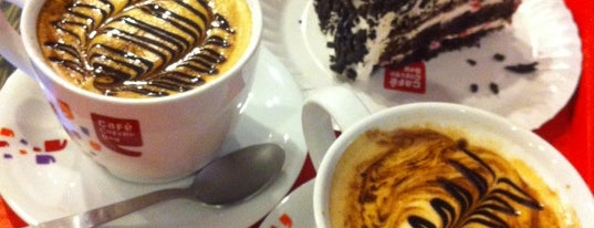 Cafe Coffee Day is one of The 20 best value restaurants in Calicut, India.
