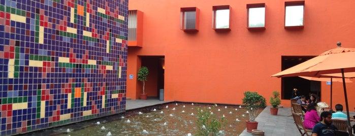 Centro Nacional de las Artes is one of Capitalino..