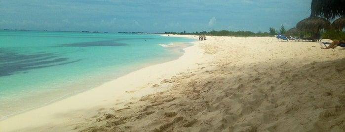 Playa Sirena is one of Kuba.