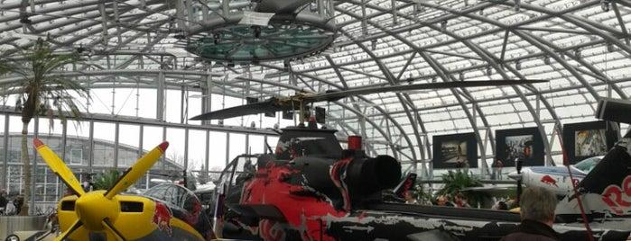 Hangar-7 is one of SALZBURG SEE&DO&EAT&DRINK.