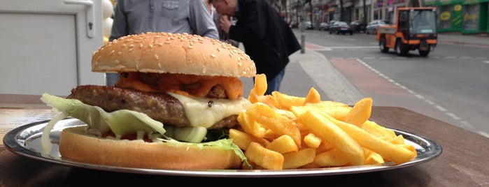 Staatsburger is one of Burger in Berlin.