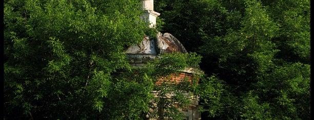 Усадьба «Михалково» is one of Сады и парки Москвы.