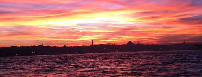 Bosphorus Cruises is one of Turkish' sights.