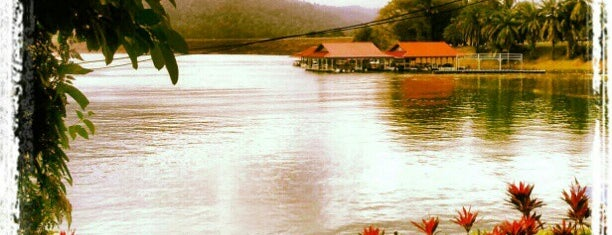 Jeti Tasik Kenyir is one of @Hulu Terengganu.