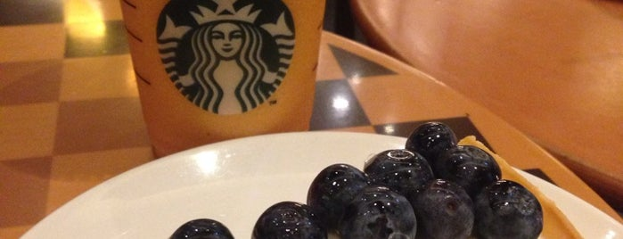 Starbucks 星巴克 is one of Sweets & Coffee.