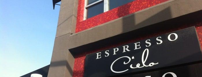 Espresso Cielo is one of LA Coffee Crawl.