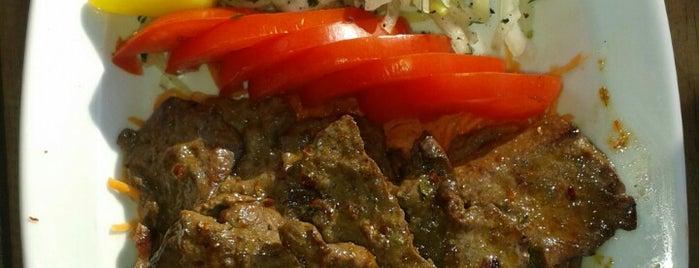 Ciğerimin Köşesi is one of Restaurants.