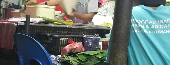 Nasi Lemak Datok Kramat (Greenbelt) is one of Makan @ KL #8.