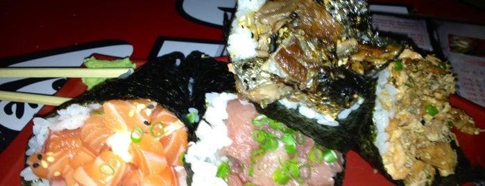 Inochi Sushi is one of Japoneses • Florianópolis.