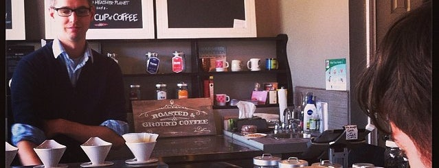 Relay Coffee is one of Hamilton Area: To-Do.
