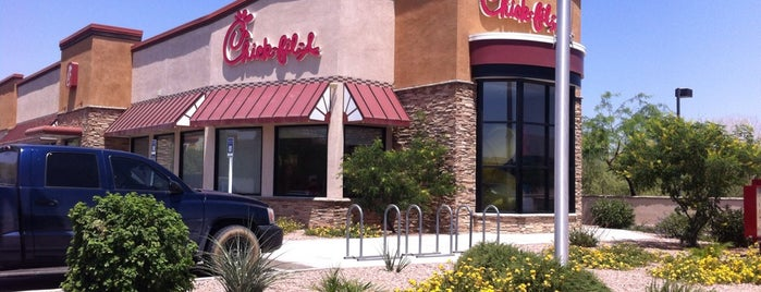 Chick-fil-A is one of The 15 Best Places for a Spicy Food in Scottsdale.