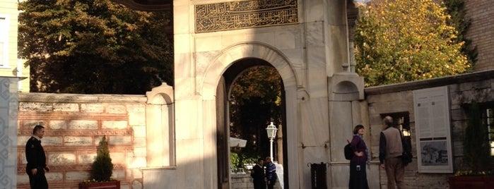 Halı Müzesi is one of İstanbul'daki Müzeler (Museums of Istanbul).