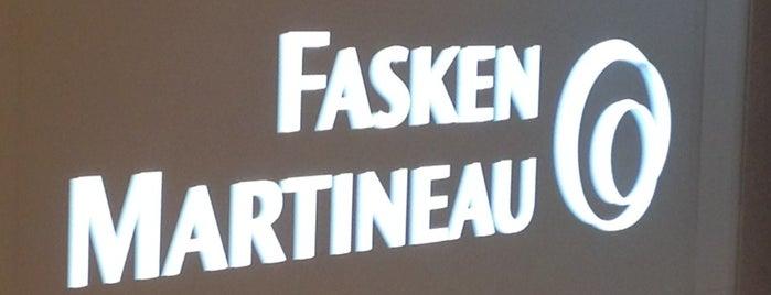 Fasken Martineau DuMoulin LLP is one of U of T.