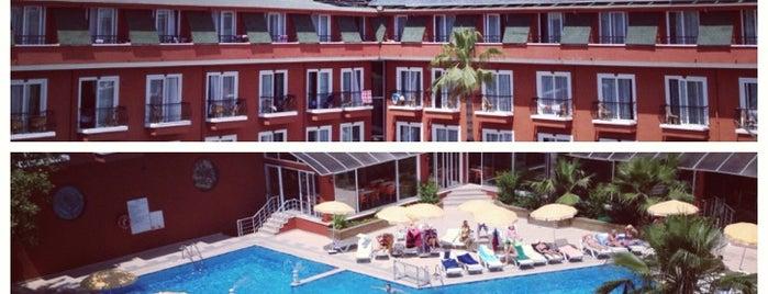 Asdem Park Hotel is one of Oteller.