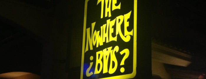 The Nowhere Bar is one of My life in Los Cabos.