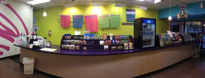 Planet Smoothie is one of Jacksonville.
