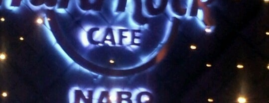 Hard Rock Cafe Nabq is one of Be Charmed @ Sharm El Sheikh.