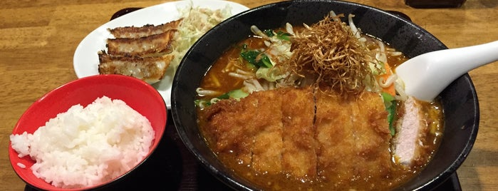 麺屋 ここいち 楽市街道中之郷店 is one of ラーメン同好会・名古屋支部.