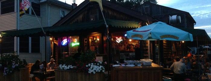 Davis' Pub is one of bars.