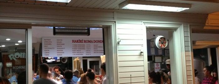 Roma Dondurmacısı is one of İstanbul Avrupa Yakası #2 🍁🍃.