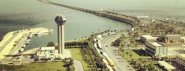 King Fahd Causeway is one of الاول.