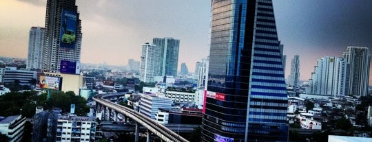 Eastin Grand Hotel Sathorn is one of Origin Rest.