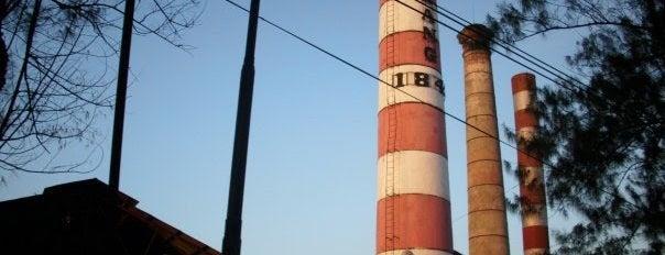 Pabrik gula jatibarang Brebes is one of Kota Brebes (Decorate of Java) #4sqCities.