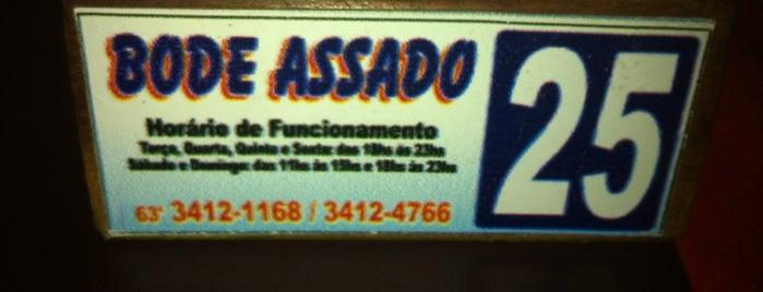 Bode Assado is one of Restaurantes.