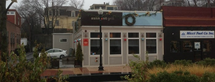 Ashmont Grill is one of DigBoston's Tip List.