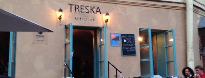 Треска is one of Питер.