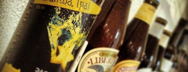 Com Cerveja - Empório de Cervejas Especiais is one of Preciso visitar - Loja/Bar - Cervejas de Verdade.