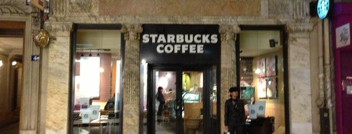 Starbucks is one of Paris.