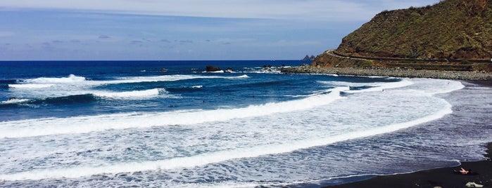 Playa de Almaciga is one of Turismo por Tenerife.