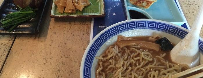 Taishoken is one of Enjoy eating ;).