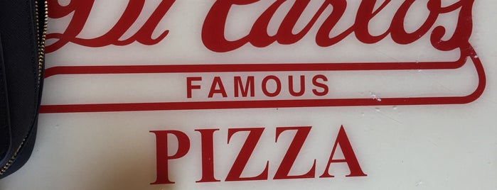 DiCarlo's Pizza is one of 500 Things to Eat & Where - South.