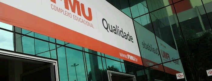 FMU - Campus Liberdade is one of correria.