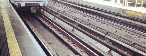 Estação Portuguesa-Tietê (Metrô) is one of Transporte.