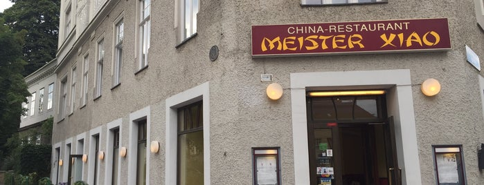 Meister Xiao is one of Vienna's Restaurants.