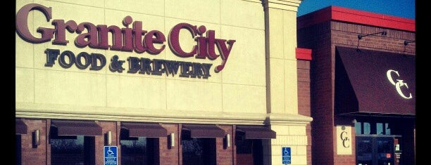 Granite City Food and Brewery is one of Top 10 favorites places in Minnetonka, MN.