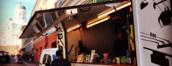 Street Gastro is one of Finland TO-DO.