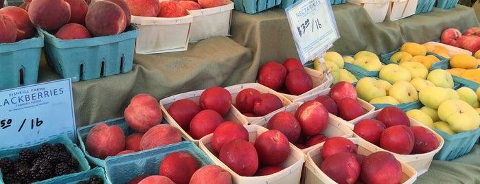 Beacon Farmers Market is one of 2015.