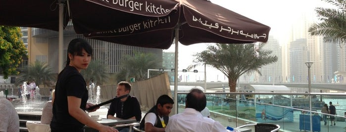 Gourmet Burger Kitchen is one of Dubai Food 6.