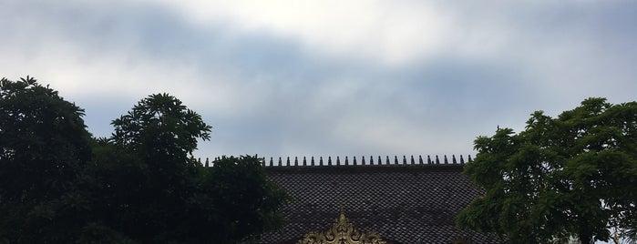 วัดสันป่ายางหลวง is one of ลำพูน, ลำปาง, แพร่, น่าน, อุตรดิตถ์.